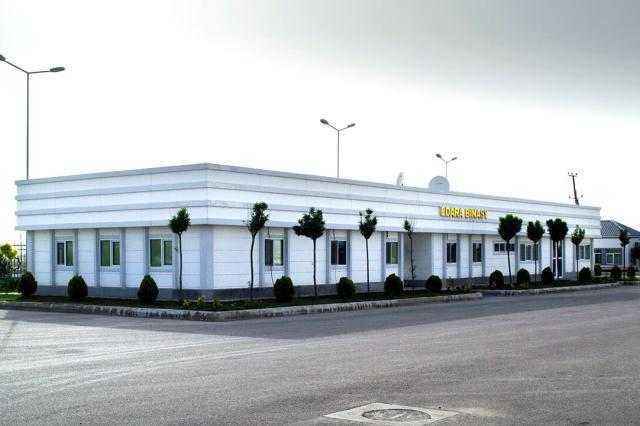 Türkmenistan İdari Binası