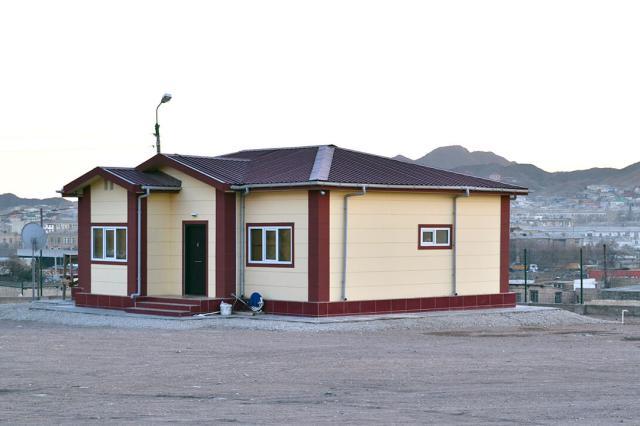 Kapadokya Konut Projesi