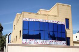 650 m2 Okul Binası