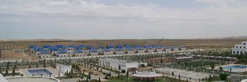 Prefabrik Yapı A.Ş. Türkmenistan'da 48 Villa İnşa Etti
