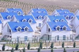 Hafif Çelik Villalar – Türkmenistan
