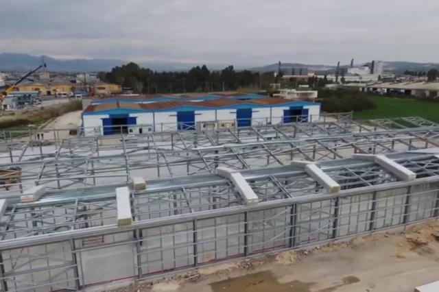 Prefabrik Yapı A.Ş. İlkleri İnşa Ediyor
