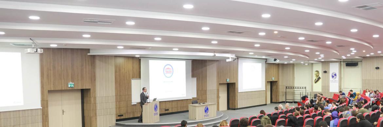Prefabrik Yapı Sakarya Üniversitesi'nde Öğrencilerle Buluştu