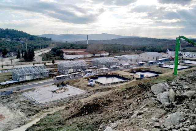 TOKİ Manisa Kırkağaç Toplu Konut Projesi